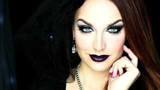getlinkyoutube.com-Sexy Witch Makeup
