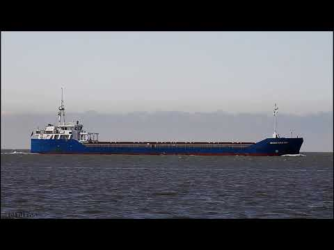 Click to view video NORTRAMP - IMO 9556820 - Germany - River Elbe - Otterndorf