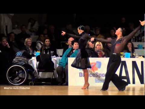 12th Antwerp Stars Cup - GrandSlam Latin - solo Paso Doble - Andrey Gusev &amp; Elizaveta Cherevichnaya