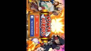 getlinkyoutube.com-Ninja heroes mod skin not gold NO SURVEY!! 100%