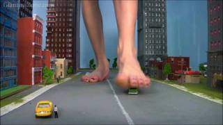getlinkyoutube.com-Giantess - Playtime 3