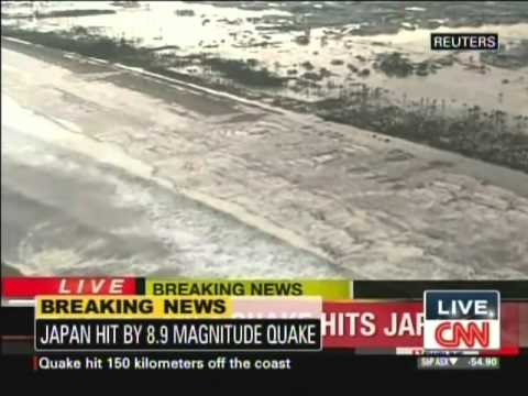 Japan Earthquake &amp; Tsunami (March 11, 2011)