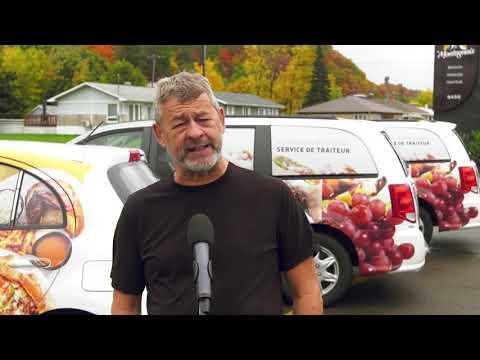 Vive déception dans l'industrie de la restauration sur la Côte-de-Beaupré