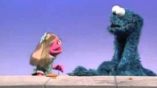 getlinkyoutube.com-Sesame Street - The First and Last Cookie with Prairie Dawn and Cookie Monster