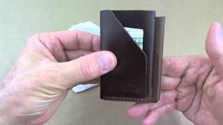 getlinkyoutube.com-Inkleaf Leather - Two New Wallets and an Old Favorite