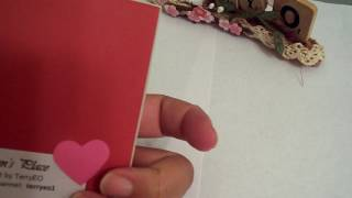 getlinkyoutube.com-Valentine's Day card challenge with Peggy and Paige