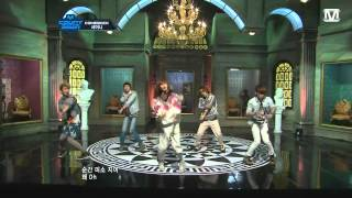 getlinkyoutube.com-[Real HD] SHINee - Sherlock @ 120325 Mnet Japan