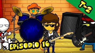 getlinkyoutube.com-Vete a la Versh - T2, E16: Perra (El Musical)