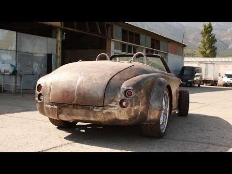 #3776. ГАЗ 20 Roadster тюнинг