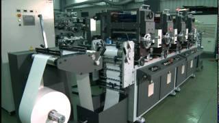 getlinkyoutube.com-Intermittent Rotary Letterpress Printing Machine (RH-300-R4C) - TAIWAN DA SHEN PRINTING MACHINE