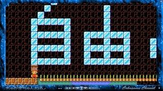 【スーパーマリオメーカー】進撃の巨人 自由の翼 演奏してみた 【Super Mario Maker】