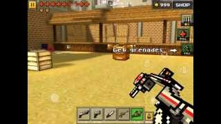 Pixel gun 3d how to get a free firestorm up2 and skins
