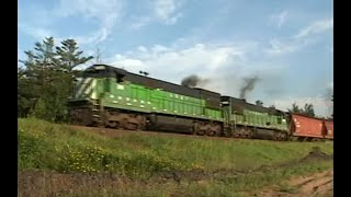 getlinkyoutube.com-Rails Through the North Country