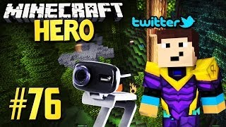 getlinkyoutube.com-TWITTER: Eure Fragen z.B. FACECAM? - Minecraft HERO #76