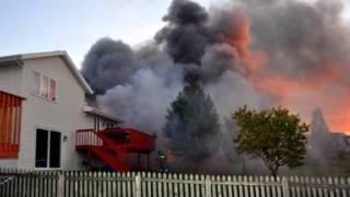 getlinkyoutube.com-Parker Hill Structure Fire