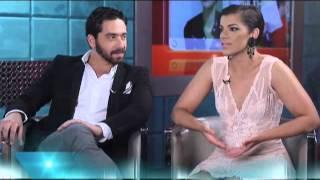 getlinkyoutube.com-Nashla Bogaert Presenta a su esposo en exclusiva 1/3 @luzgarciatv Noche De Luz