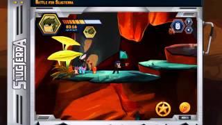 getlinkyoutube.com-Battle For Slugterra Gameplay Episode 1
