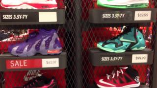 getlinkyoutube.com-Nike Outlet Great Mall September 11, 2014