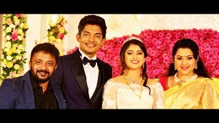 Actress Aima Sebastian Wedding Video | Meena , Indrajith ,  Kalabhavan Shajon