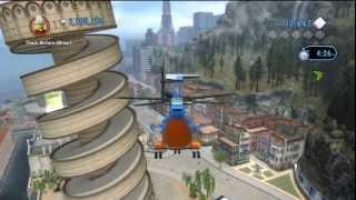 getlinkyoutube.com-Lego City Undercover [Part 44] - Magic Bubble Shield Generator Time!