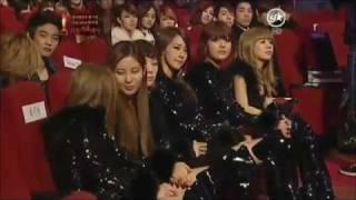HyoYeon Funny Drunk Action!!!