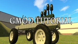 """getlinkyoutube.com-Gmod 13 Tutorial Engine, Gearbox and Chassis Part 2/4 """"Simple Chassis"""""""