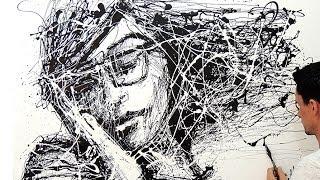 getlinkyoutube.com-Contemporary Painting - millani