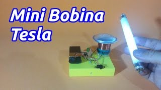getlinkyoutube.com-Mini Bobina Tesla