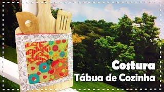 getlinkyoutube.com-TÁBUA AUXILIAR DE COZINHA com Vera Brugin - Programa Arte Brasil - 01/12/2016