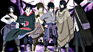 getlinkyoutube.com-Sasuke Uchiha - All Forms (Naruto,Naruto Shippuden,Naruto The Last, Naruto Gaiden, Boruto Movie