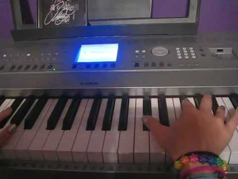 Piano Tutorial: Slipping Away by Greyson Chance (Part 1)