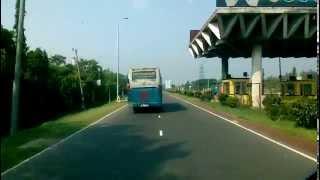 Jamuna Bridge Crossing Bangladesh