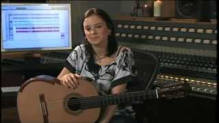 getlinkyoutube.com-Ana Vidovic Interview from  Guitar Artistry in Concert - 3 of 3