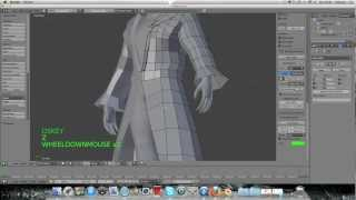 getlinkyoutube.com-Blender 2.6 Advanced Clothing Creation Part 1