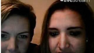 getlinkyoutube.com-Twitcam Natália Castro e Diana Balsina part/1