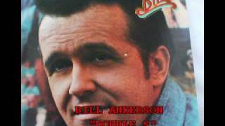 BILL ANDERSON -
