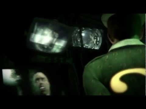 Batman: Arkham City - Riddler Trailer (PC, PS3, Xbox 360, Wii)