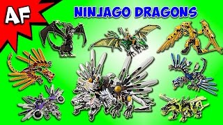 Every Lego Ninjago Dragon - Complete Collection!