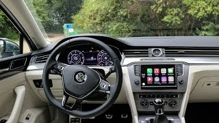 getlinkyoutube.com-Active Info Display im VW Passat Alltrack (2015)