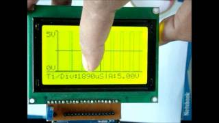 getlinkyoutube.com-DIY Oscilloscope using Arduino and Graphic LCD (Osciduino)