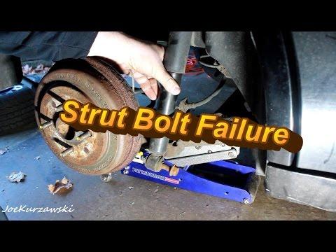 Saturn Ion Rear Shock bolt Failure