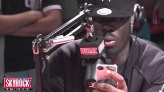Djany feat Fababy en live dans Planète Rap