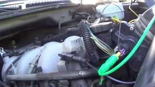"getlinkyoutube.com-GM Chevy truck: ""REDUCED ENGINE POWER"" Case Study- Part 2"