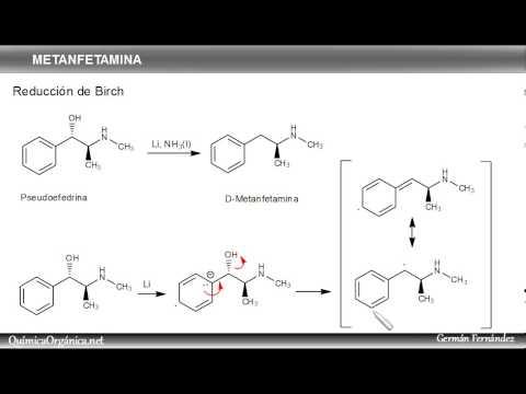 Síntesis de Metanfetamina en Breaking Bad (Parte 2)