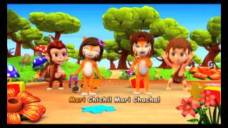 getlinkyoutube.com-Jom ChiChi, Jom ChaCha Dance 1 - Jungle Version