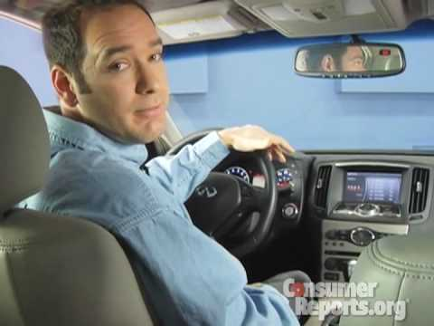 Infiniti G37 Review from Consumer Reports