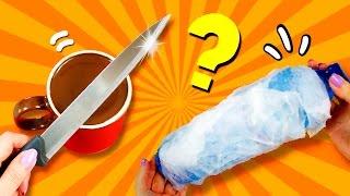 ¿¿Sabías esto?? 🔪 10 ingeniosos TRUCOS de  COCINA que te sorprenderán * TOP 10 LIFE HACKS