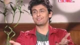 Sonu Nigam Interview