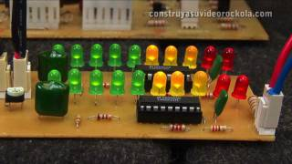 getlinkyoutube.com-Vumetro estereo con LM3915 (DIY)