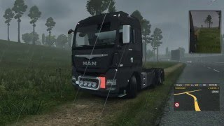 getlinkyoutube.com-MAN TGX Euro 6 v1.5 - Euro Truck Simulator 2